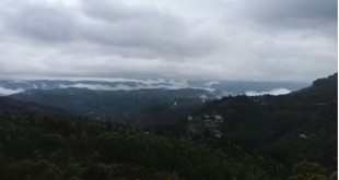 This time-lapse of the Munnar sky is simply breathtaking