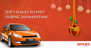 Top 5 places in India to visit during Janmashtami