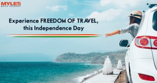 Experience freedom of travel, this Independence Day!