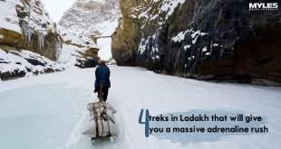 4 treks in Ladakh that will give you a massive rush of Adrenaline