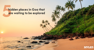 5 Hidden places in Goa that are Waiting to Be Explored
