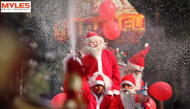 Kashmir the perfect place for Christmas celebrations