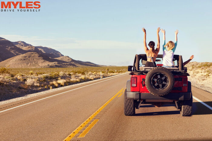 Choose the Right Rental Car for Road Trips
