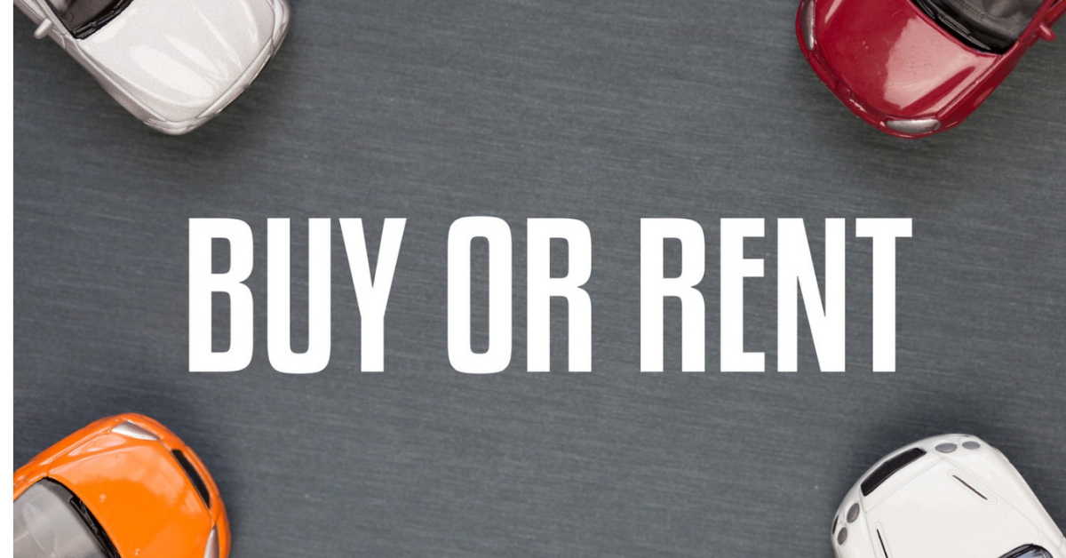 Renting is Better Than Buying