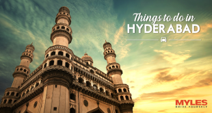 Popular places to visit in Hyderabad