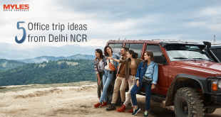 5 Best Office Trip Ideas from Delhi NCR