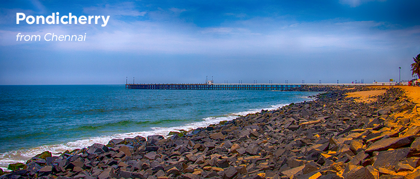 Best time to go on a road trip from Chennai to Pondicherry: October–February