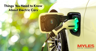 Things You Need to Know About Electric Cars