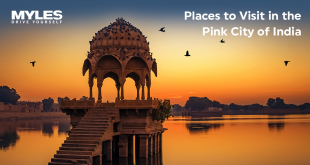 7 Places to Visit in Jaipur – The Pink City of India
