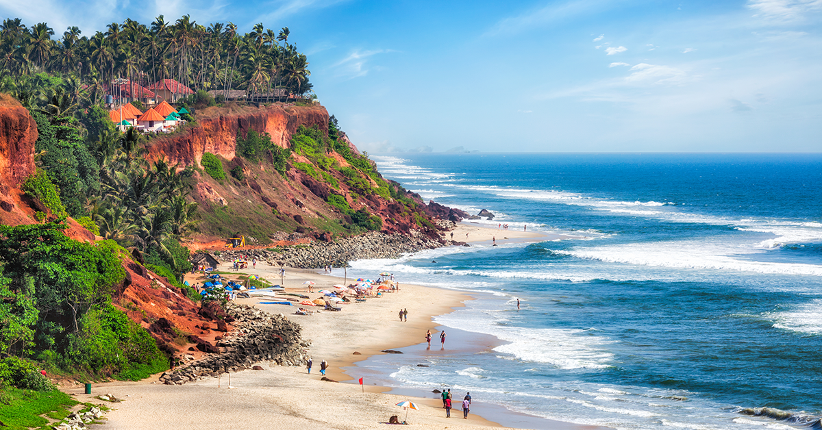 best beaches in Kerala