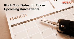 Upcoming March Events 2019