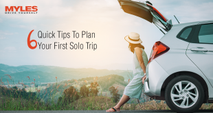 How to Plan First Solo Trip