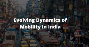 Evolving Dynamics of Mobility in India