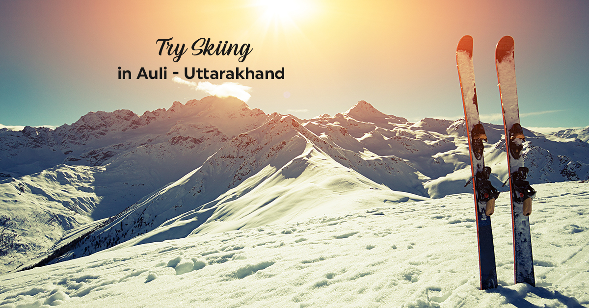 Auli Hill stations in North India