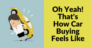 CAR BUYING – It Spins The Head Right Round, Right Round!