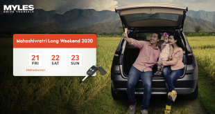Make The Best Of Mahashivratri Long Weekend 2020: Plan A Roadtrip With Myles