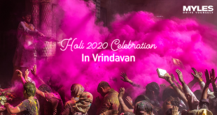 Holi Celebration In Vrindavan – Gear Up For Fun-filled Holi 2020